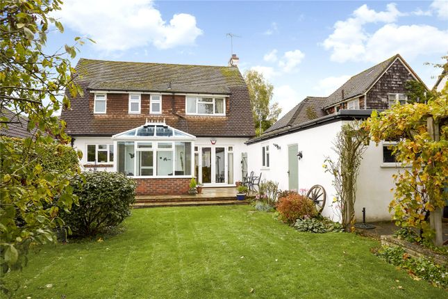Thumbnail Detached house for sale in Links View Avenue, Brockham, Betchworth, Surrey
