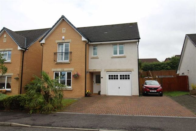 Thumbnail Detached house for sale in Ardoch Drive, Inverkip, Greenock