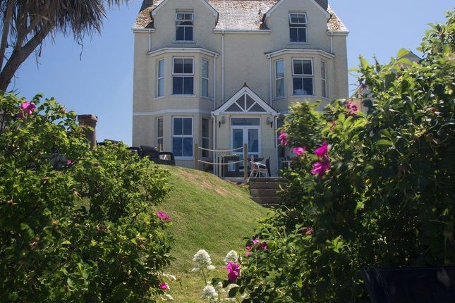 Thumbnail Hotel/guest house for sale in The Avalon Hotel, Atlantic Road, Tintagel