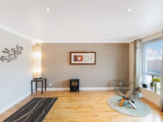 Lounge of St. Columba Place, Nelson St, Largs, North Ayrshire KA30
