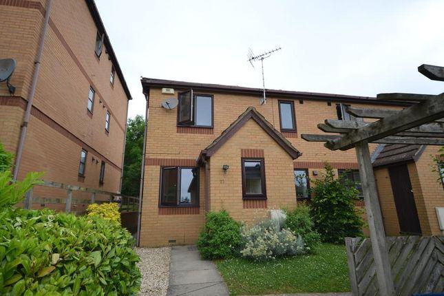 1 bed end terrace house for sale in Wimborne Crescent, Westcroft, Milton Keynes, Buckinghamshire MK4