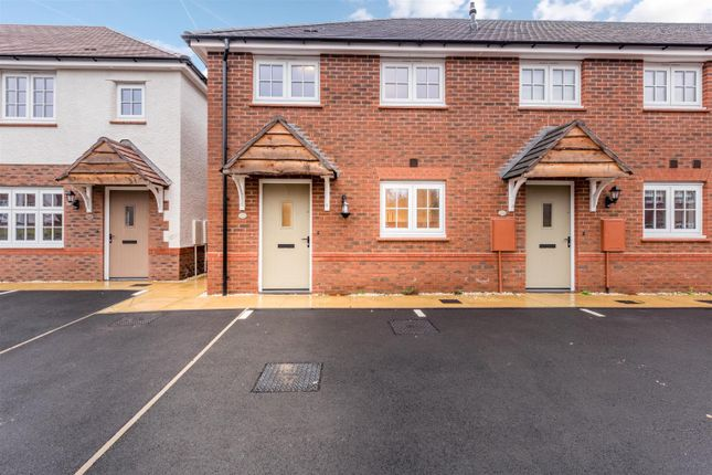 Thumbnail End terrace house for sale in Umpire Close, Birmingham