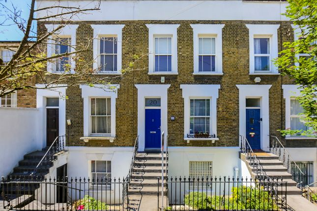 Thumbnail Terraced house for sale in Wolsey Road, London
