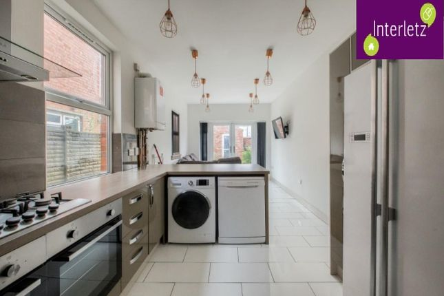 Thumbnail Shared accommodation to rent in 8, Grantham Street, Coventry