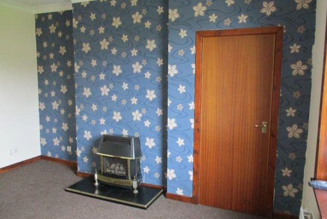 Lounge of 55 Wood Terrace, East Main Street, Armadale EH48