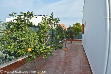 Terrace of Urbanización Vera Mar 6, Vera, Almería, Andalusia, Spain