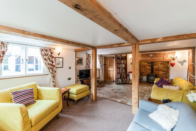 Thumbnail Detached house for sale in Hinderclay Road, Wattisfield, Diss