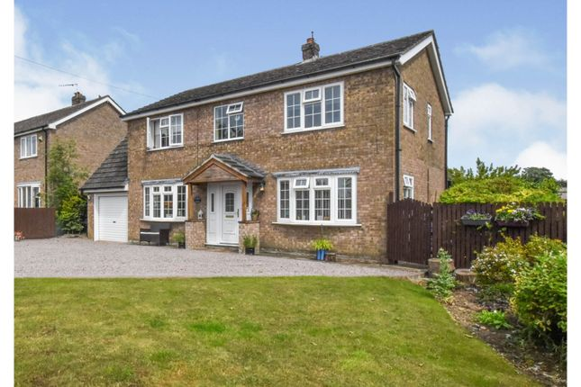 Thumbnail Detached house for sale in Green Lane, Hemingby