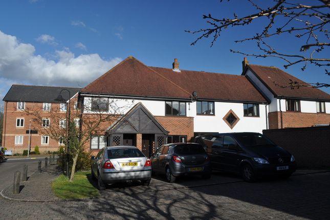 Thumbnail Flat to rent in Barley Court, Station Street, Saffron Walden