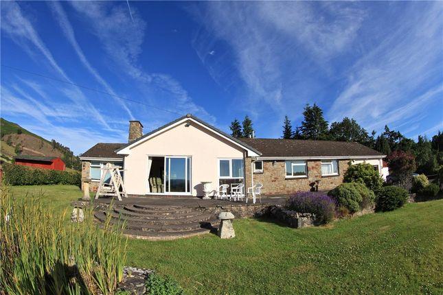 Thumbnail Bungalow for sale in Llanwrthwl, Llandrindod Wells, Powys