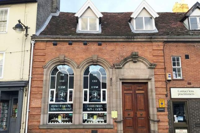 Thumbnail Restaurant/cafe for sale in The Old Bank, Bungay
