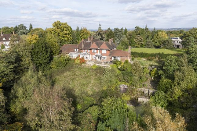 Thumbnail Detached house for sale in Old Avenue, St. Georges Hill, Weybridge