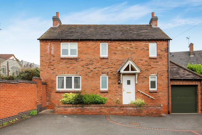 Thumbnail Detached house for sale in Main Street, Breedon-On-The-Hill, Derbyshire