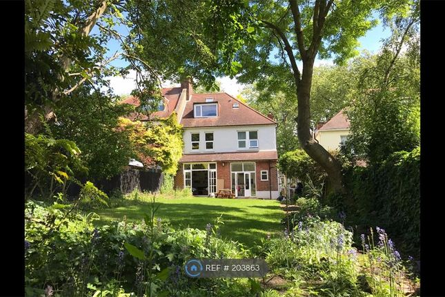 Thumbnail Semi-detached house to rent in Sunray Avenue, London