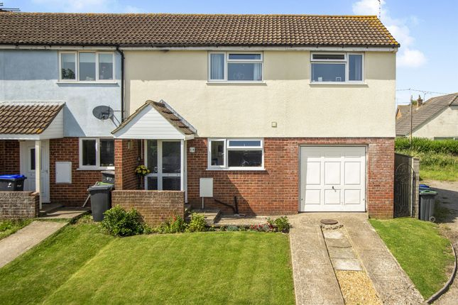 Thumbnail End terrace house for sale in Windsor Mews, Durrington, Salisbury