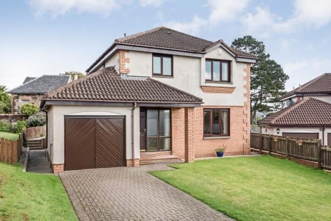 Thumbnail Detached house for sale in Newhaven Grove, Largs, North Ayrshire