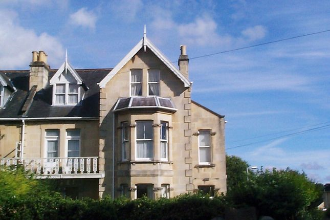 Thumbnail Flat for sale in 43 Combe Park, Bath