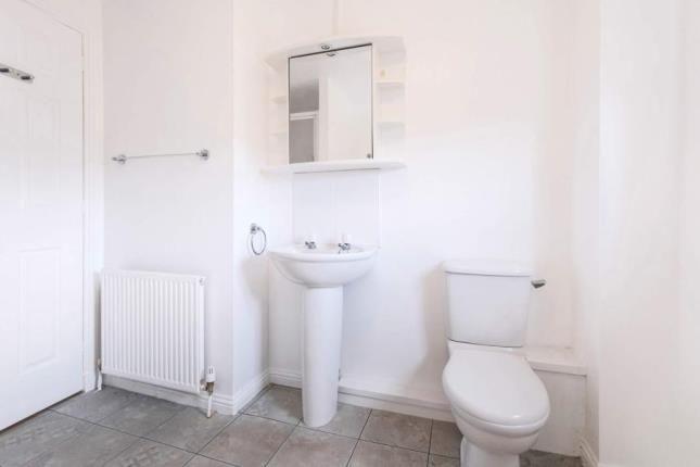 Bathroom of St. Mungo's Crescent, Carfin, Motherwell, North Lanarkshire ML1