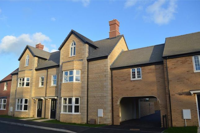 Thumbnail Terraced house for sale in Water Street, Martock, Somerset