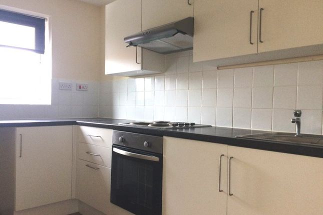 Thumbnail Flat to rent in Somerville, Werrington, Peterborough