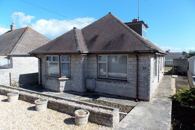 Thumbnail Detached bungalow for sale in Clarence Road, Portland