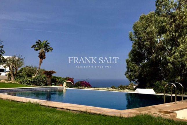 Thumbnail Villa for sale in Finished Detached Villa Gharghur, Gharghur, Malta