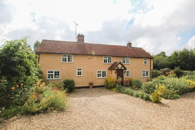Thumbnail Detached house for sale in Thaxted Road, Wimbish, Saffron Walden
