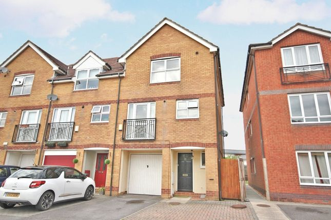 Thumbnail Town house for sale in Angelica Way, Whiteley, Fareham