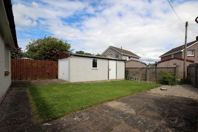 Rear Garden 2 of 69 Drakies Avenue, Drakies, Inverness IV2