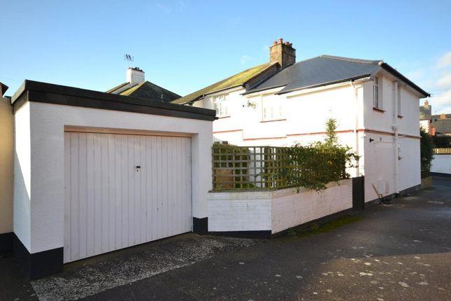 Garage Location of Cliff Road, Budleigh Salterton, Devon EX9