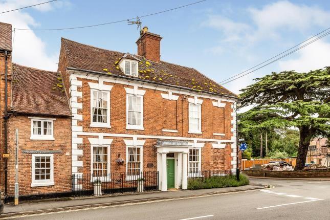 Thumbnail Terraced house for sale in Cedar House, Bridge Street, Barford, Warwick