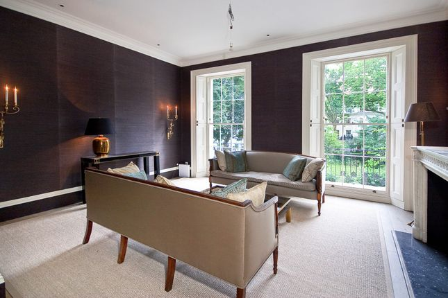 Thumbnail Terraced house to rent in Montpelier Square, Knightsbridge