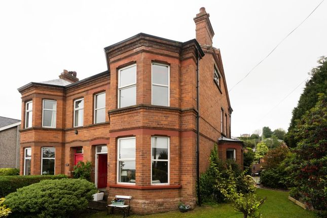 Thumbnail Semi-detached house for sale in Upper Knockbreda Road, Belfast