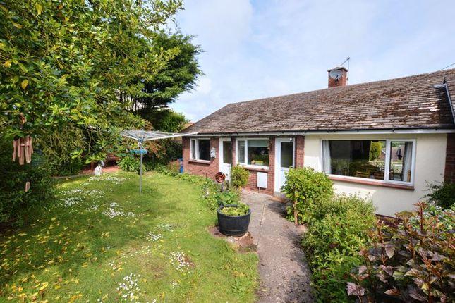 2 bed semi-detached bungalow for sale in Denwick View, Alnwick NE66