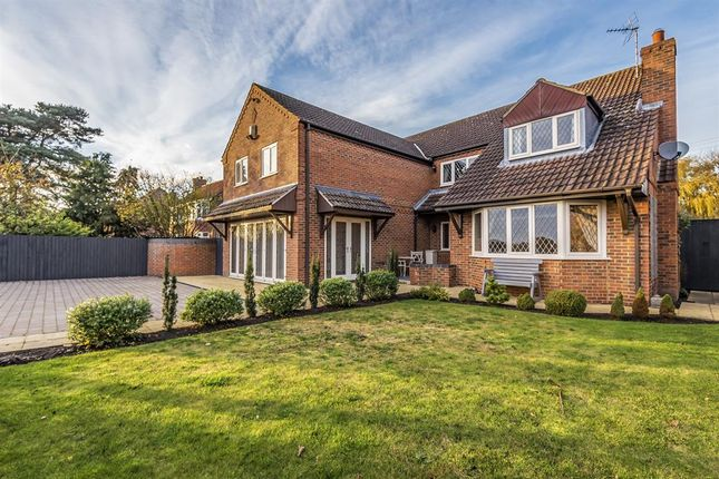 Thumbnail Detached house for sale in Rudcarr Lane, Warthill, York