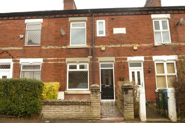 Thumbnail Terraced house to rent in Napier Street, Hazel Grove, Stockport