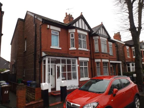 Thumbnail Semi-detached house for sale in Grangethorpe Drive, Manchester, Greater Manchester, Uk