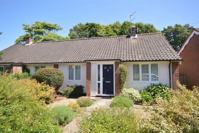Thumbnail Semi-detached bungalow for sale in Cricket Ground Road, Norwich, Norfolk