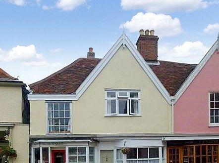 Thumbnail Flat to rent in Market Hill, Woodbridge