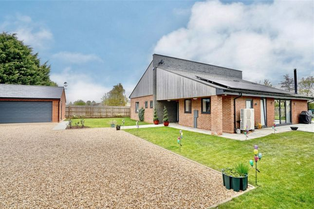Thumbnail Detached house for sale in Park Lane, Gamlingay, Sandy