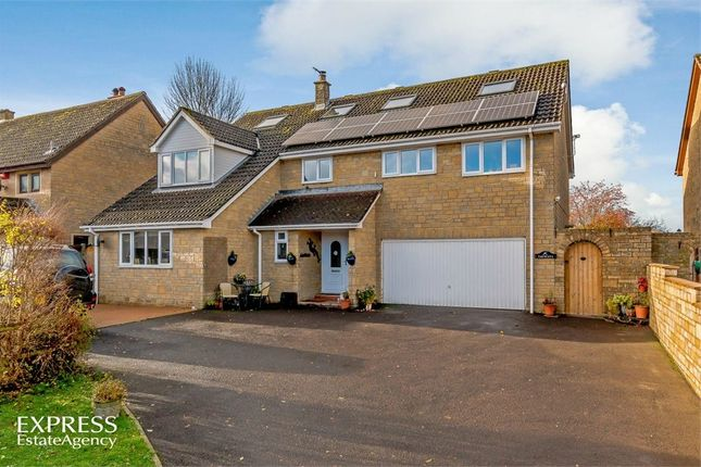 Thumbnail Detached house for sale in Cock Road, Buckland Dinham, Frome, Somerset