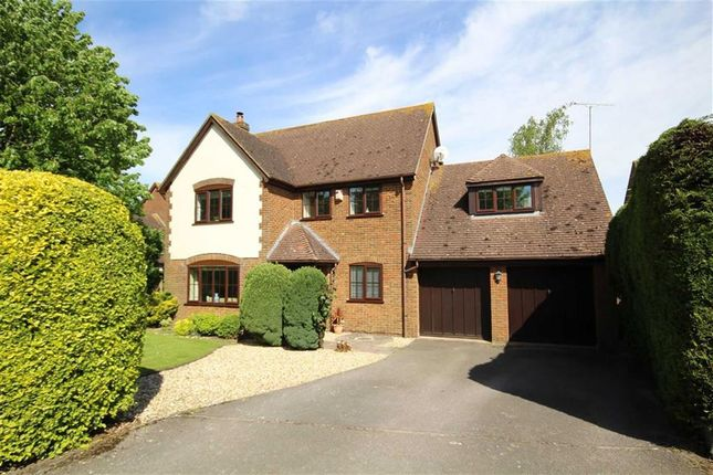 Thumbnail Detached house for sale in Whatleys Orchard, Bishopstone, Wiltshire