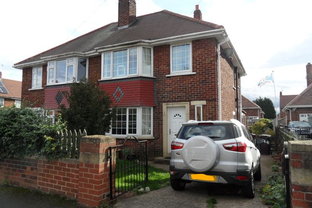 Thumbnail Semi-detached house for sale in George Street, Carcroft Doncaster