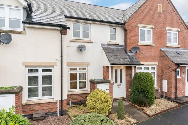 Thumbnail Terraced house to rent in St. Michaels Gate, Shrewsbury