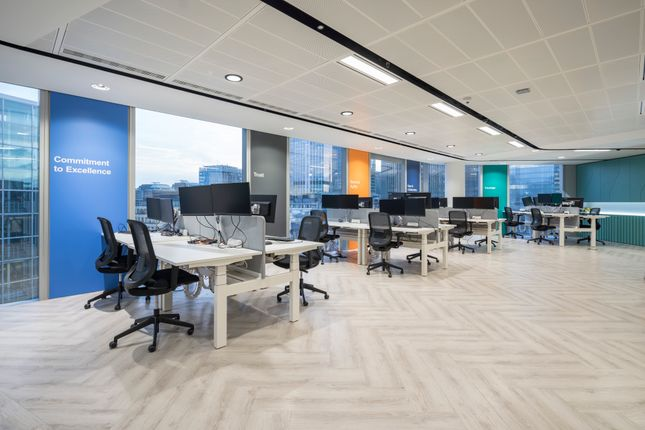 Thumbnail Office to let in Angel Court, London
