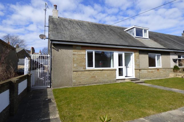Thumbnail Semi-detached bungalow to rent in Palatine Avenue, Lancaster
