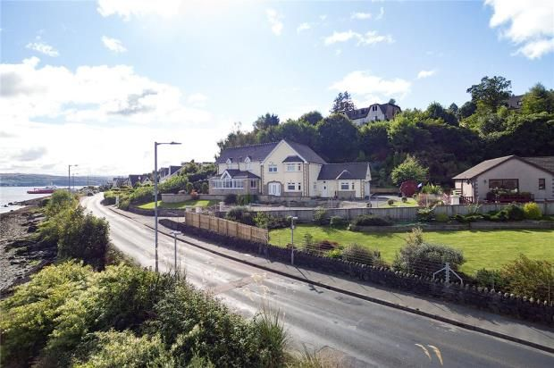 Thumbnail Detached house for sale in The East Gate Lodge, Hunters Quay, Dunoon, Argyll And Bute