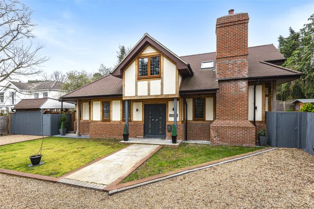 Thumbnail Detached house for sale in Woodlands Close, Bromley