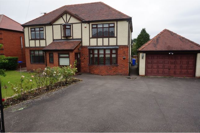 Thumbnail Detached house for sale in Creswick Lane, Grenoside Sheffield