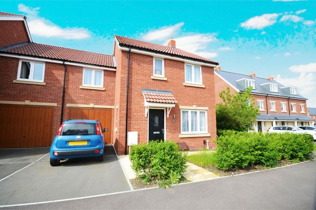 3 bed semi-detached house for sale in Honeysuckle Way, Raunds, Wellingborough, Northamptonshire NN9